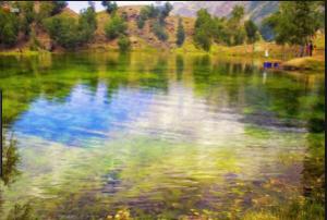 Bakshiri Lakes