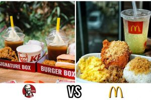 McDonald's vs KFC in Pakistan: : Which Is Better?
