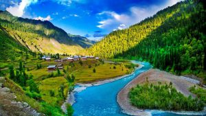 Beauty Of Kashmir