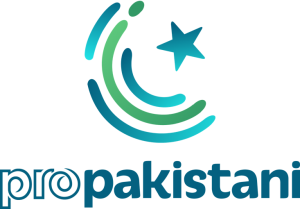 WHO HAS ALWAYS SOMETHING TO SHARE? PROPAKISTANI